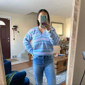 Liz sport pastel pullover